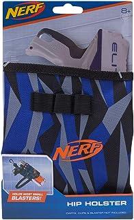 Nerf - Elite Hip Holster Toy Accessory, Dark Blue, Orange