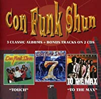 Touch / Seven / To the Max by CON FUNK SHUN (2011-12-06)