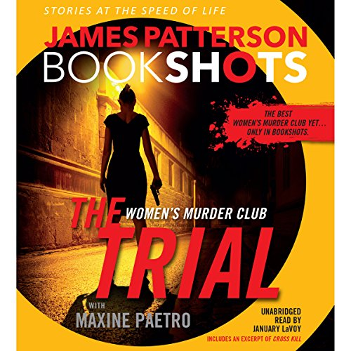 The Trial: A BookShot cover art