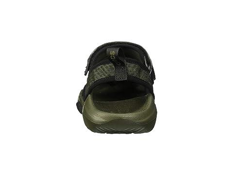 BlackDark BlackEspresso Crocs Mesh Swiftwater Sandal Deck Green Camo PxIpOqwIC