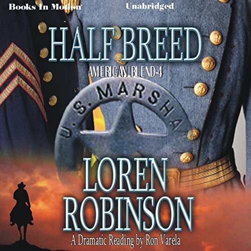 Half Breed audiobook cover art