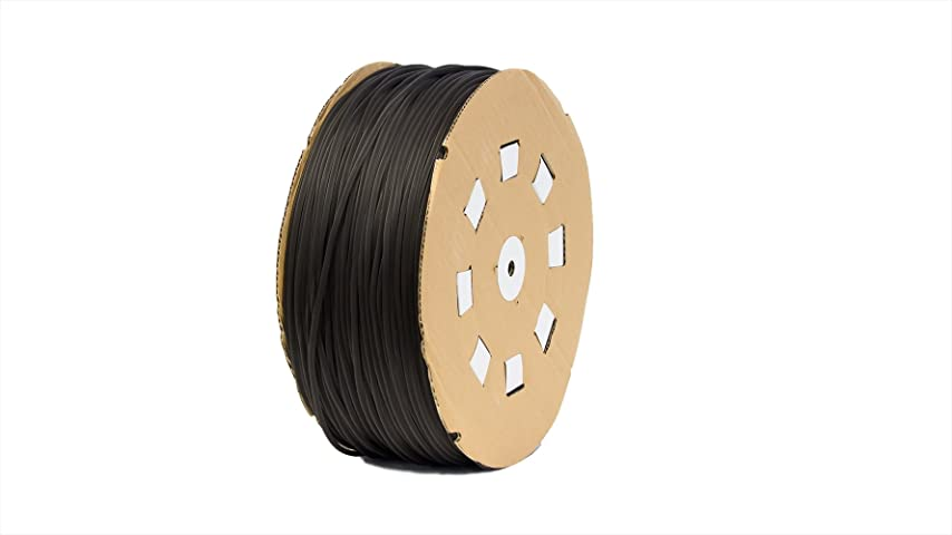 混沌定期的にラジウムダイオ化成 網戸用 網押えゴム 4.5mm×300m ブロンズ 太さ4.5mm