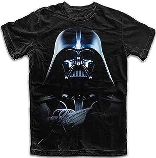 Star Wars Mens Darth Vader Commands T Shirt, Black