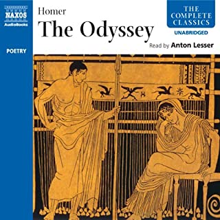 The Odyssey cover art