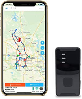 Sponsored Ad - GPS Tracker - Optimus 2.0 - 4G LTE Tracking Device for Cars, Vehicles, People, Equipment photo