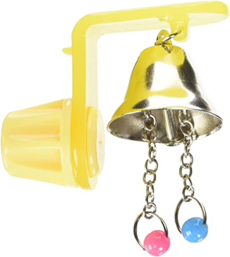 JW Pet Company Activitoys Bell Bird Toy, Small