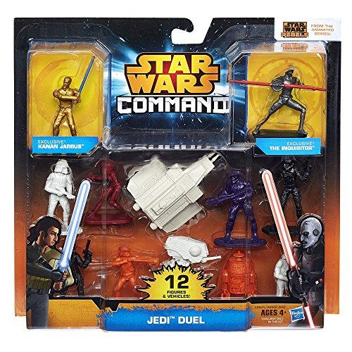 Star Wars Rebels Ensemble Duel Jedi