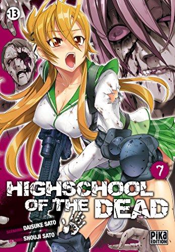 Highschool of the Dead T07