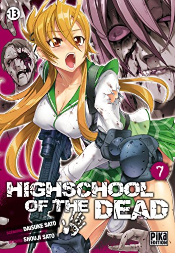 Highschool of the Dead T07