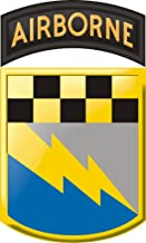 US Army 525th Military Intelligence Brigade Airborne Window Bumper Sticker Decal 3.8