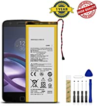 Moto G4 Plus Battery,Replacement Battery SNN5966A SNN5970A GA40 for Motorola Moto G4 Plus XT1641 XT1642 XT1643 XT1644 with Repair Toolkit