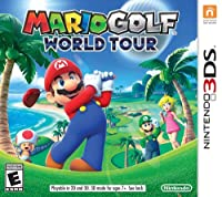 Mario Golf: World Tour - Nintendo 3DS [並行輸入品]
