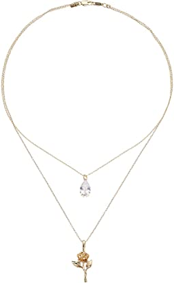 The Rose Diamond Necklace