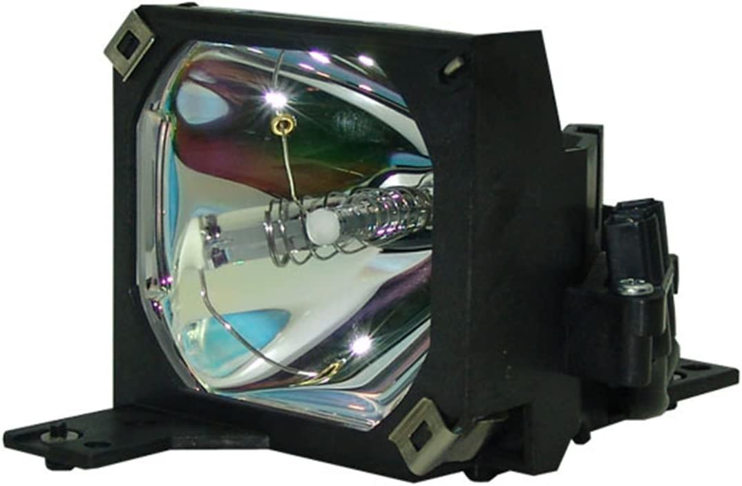 Aurabeam Professional ELPLP16 Replacement Projection Lamp for Epson V13H010L16 with Housing (Original Philips Bulb Inside)