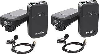 Rode RodeLink FM Wireless Filmmaker System Bundle (2 units)