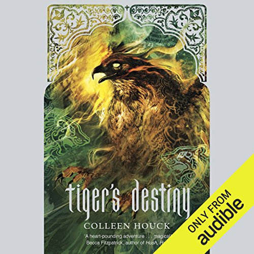Tiger's Destiny audiobook cover art