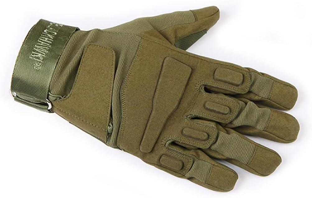 Sports Safe Military Grade Adjustable Wrist Size Finger Tactical Gloves Mittens