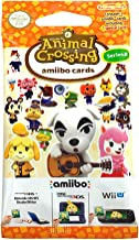 amiibo cards Animal Crossing Series 2