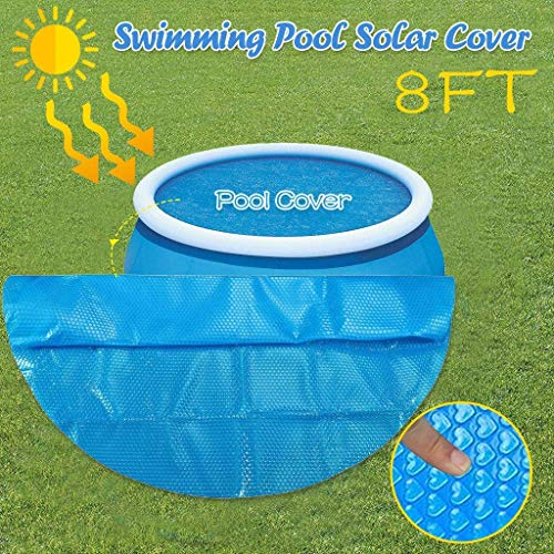 YiBWan Pool Cover, Inflatable Pool Cover, Swimming Pool...