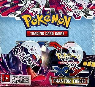 Pokemon TCG XY Phantom Forces Sealed Booster Box (English)