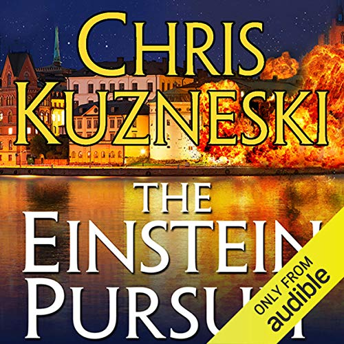 The Einstein Pursuit Titelbild