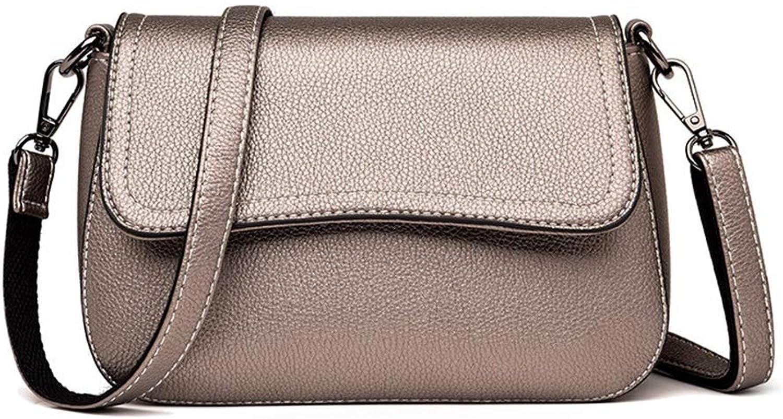 Wangkk Wangkk Wangkk Schulter Messenger Bag Small Square Bag Fashion Schulter Messenger Bag High-End-Handtasche, Lila B07P38271B  Haltbarer Service 27ed93