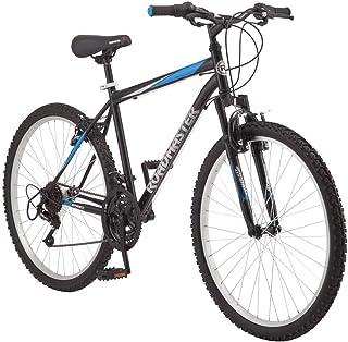 Roadmaster - 26 Inches Granite Peak Men's Mountain Bike, Black/Blue
