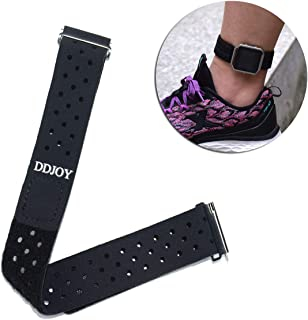 DDJOY Compatible Replacement for Fitbit Blaze/Versa 2/ Versa/Versa Lite/Versa SE Ankle Band,  Breathable Ankle Band for Men and Women