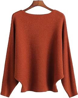 Best rust sweater womens Reviews