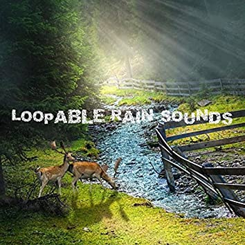 05 Loopable Rain Sounds for Meditation, Relaxation, Sleep and Wellbeing
