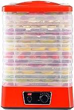 Déshydrateur de Nourriture, Contrôle de la Température, avec 10 Plateaux Levables, Faible Consommation D'énergie, Facile à...
