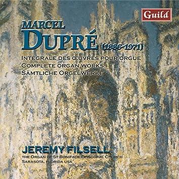 Dupré: Vitrail, Souvenir, Le Tombeau De Titelouze, Symphonie Passion