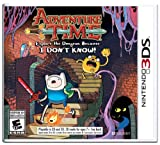 Adventure Time: Explore the Dungeon Because I DON'T KNOW! 3DS