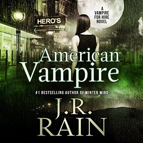 American Vampire  cover art