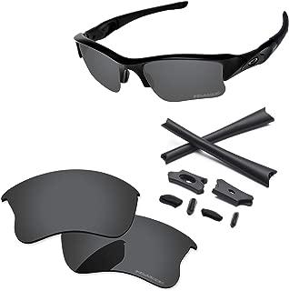 Lenses Replacement & Rubber Kits for Oakley Flak Jacket XLJ