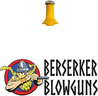 Berserker Blowguns .40 Cal Super Stunner (Metal Head) Blowgun Darts from