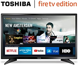 Toshiba 32LF221U19 32-inch 720p HD Smart LED TV - Fire TV...