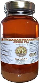 Green Tea Tincture, Green Tea (Camellia Sinensis) Leaf Powder Liquid Extract 32 oz