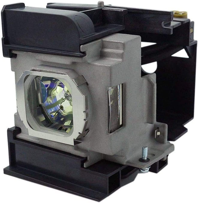 Deciant ET-LAA410 Genuine Original Replacement Lamp with Housing for Panasonic PT-AE8000 PT-AE8000U PT-AE8000E PT-AE8000EH Projectors (OEM Panasonic Bulb)