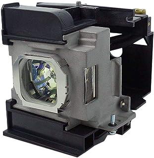 Sponsored Ad - Deciant ET-LAA410 Genuine Original Replacement Lamp with Housing for Panasonic PT-AE8000 PT-AE8000U PT-AE80...