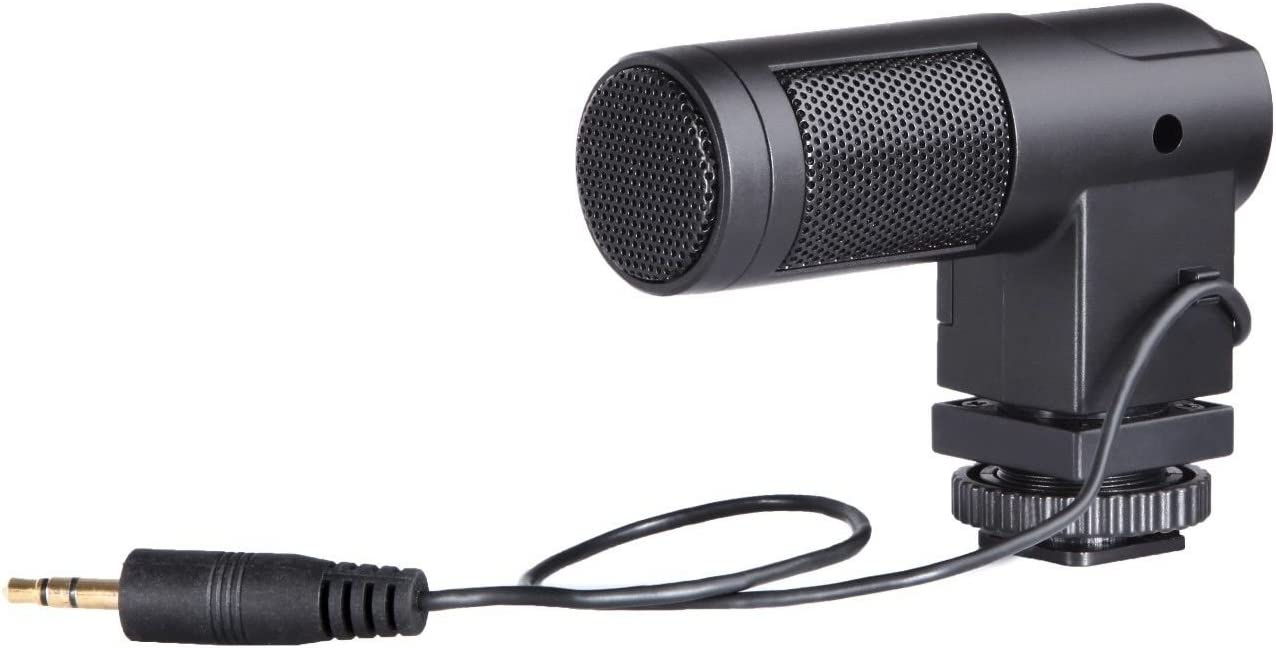 Movo Mini X Animer and price revision Y Stereo Condenser for Video Microphone EOS Canon 1D 5 ☆ popular