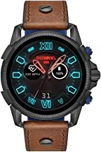 Diesel On Men's Full Guard 2.5 Smartwatch Powered with Wear OS by Google with Heart Rate, GPS, NFC, and Smartphone Notific...