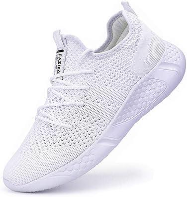BUBUDENG Uomo Scarpe Ginnastica Scarpe Sneakers Ginnastica Running Trekking Palestra Uomo Sportive Offerta da Corsa Lavoro Moda Sneakers Walking Casual Running Shoes Gym Sport Tennis Shoes