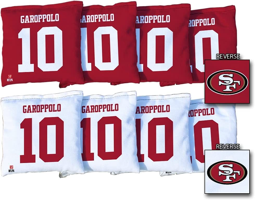 Victory Tailgate Jimmy Garoppolo San Francisco 8-Pack Limited price sale 49ers Very popular Regu