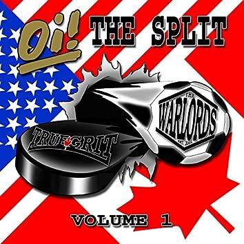 Oi! The Split Volume 1