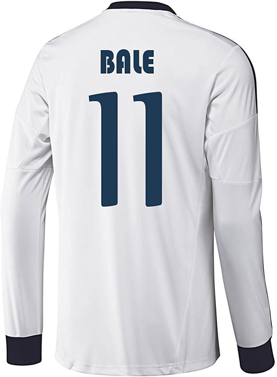 Adidas Bale  11 Real Madrid Home Jersey Long Sleeve 2012-13