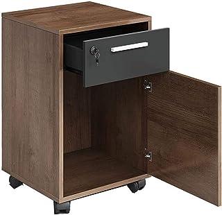 LQ Folder Office Mobilier Landing Mobile Cabinet avec bloc de verrouillage Type de données Cabinet Armoire Armoire Cabinet...