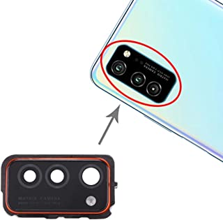 Lin Camera Lens Cover for Huawei Honor V30 (Black) GXX (Color : Orange)