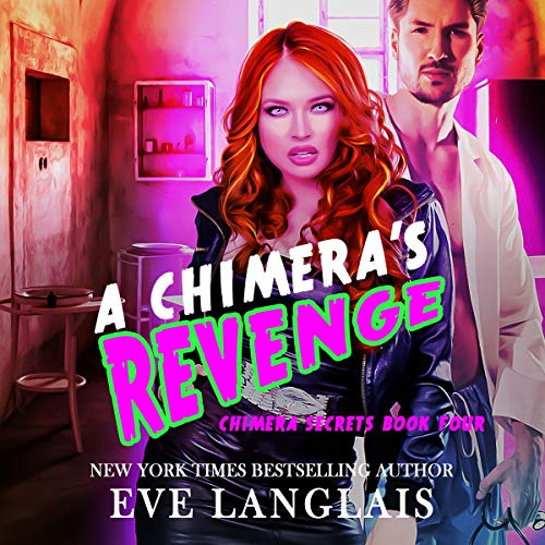 Chimera's Revenge audiobook cover art