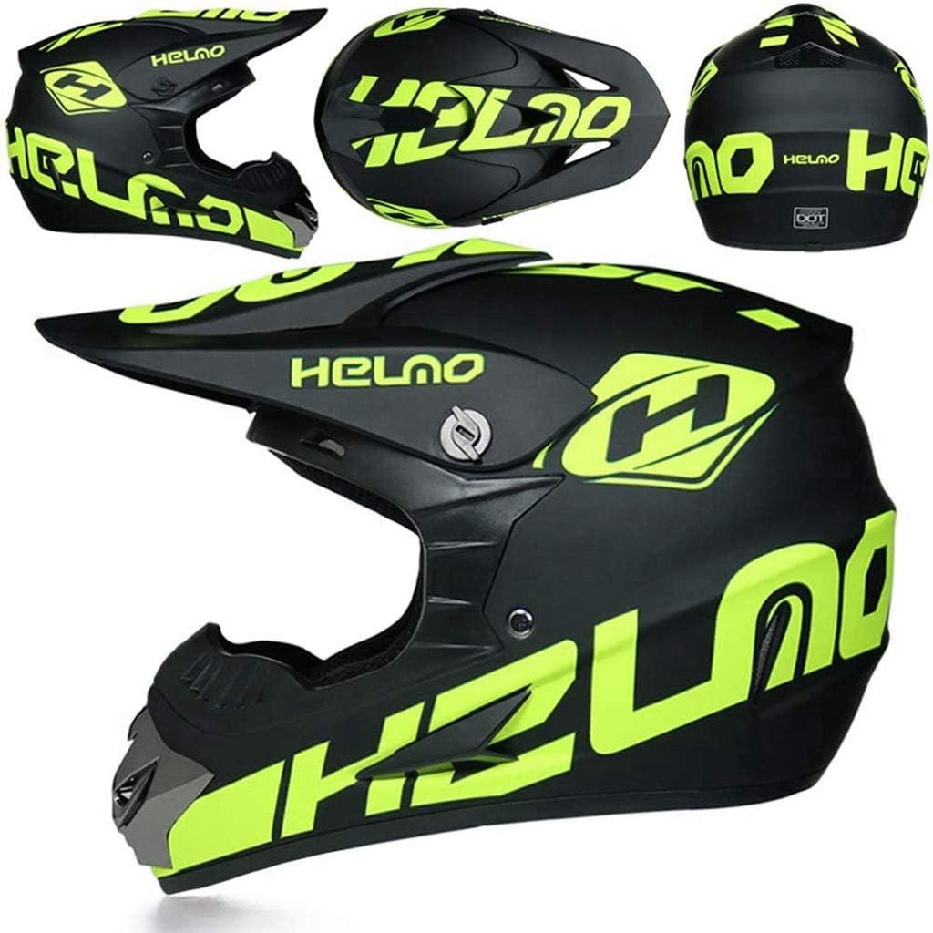 asciugamano in pile corallo S con occhiali maschere per il viso integrale MTB Casco da downhill da motocross BDUCK guanti da sci di fondo
